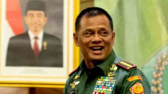 Panglima TNI Himbau Media Dalam Menyikapi Isu Sosial.