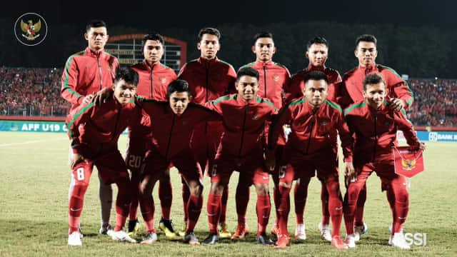Tak Semua Pemain Timnas U-19 Ikut TC Jangka Panjang