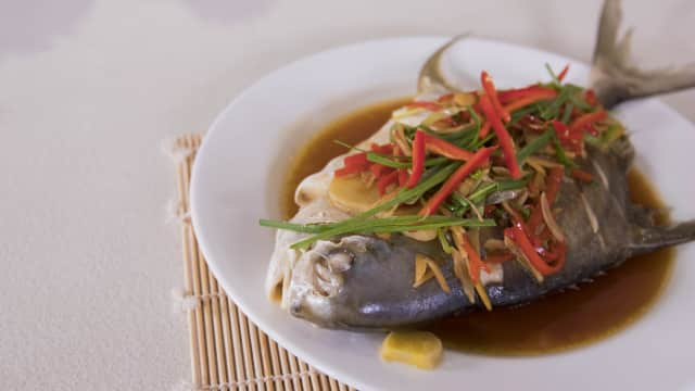 Resep Steam Fish