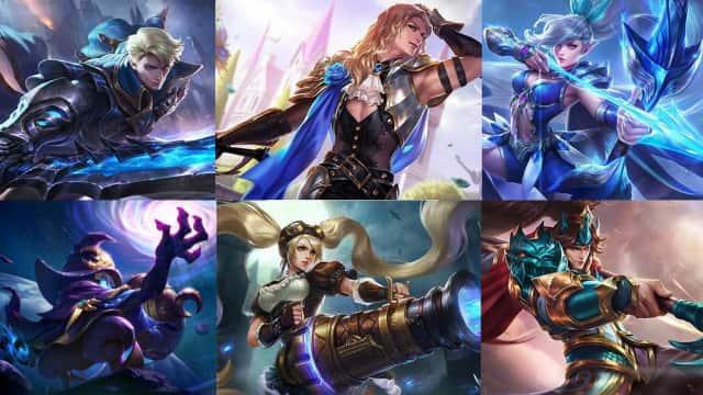 Demam Mobile Legends: Bang Bang, Hero Mana yang Jadi Favoritmu?