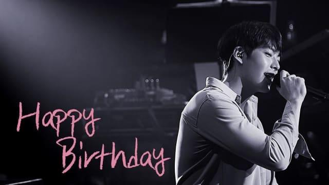 Kim Woo Bin Rayakan Ulang Tahun di Tengah Gempuran Kanker