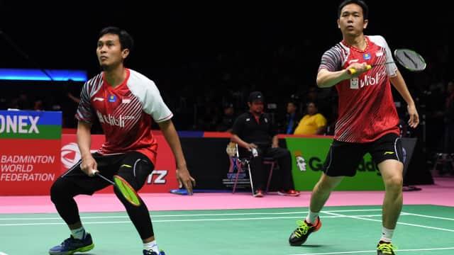 Catatan Pertemuan Indonesia vs China di Piala Thomas