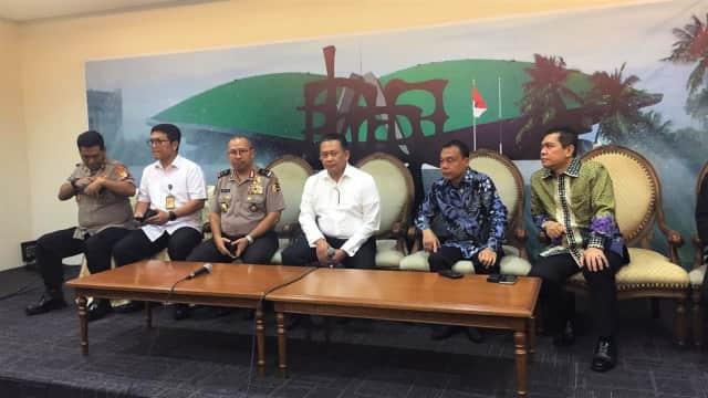 Ketua DPR: Pelaku Penembakan Peluru Nyasar PNS, Usia 36 Tahun
