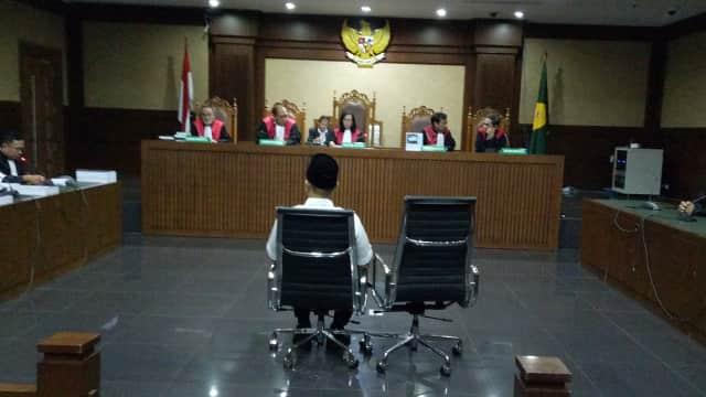 Bupati Lampung Tengah Nonaktif, Mustafa, Dituntut 4,5 Tahun Penjara