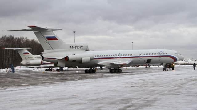 Profil Tupolev-154, Pesawat Rusia yang Jatuh di Laut Hitam