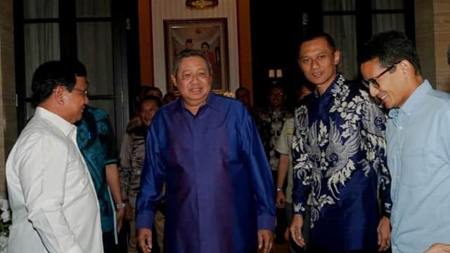 Sandi: Struktur Timses Akan Diverifikasi SBY sebelum Didaftarkan