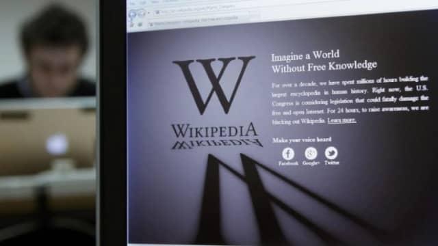 Wikipedia 'Gembok' Artikel Profil Capres dan Cawapres, Apa Alasannya?