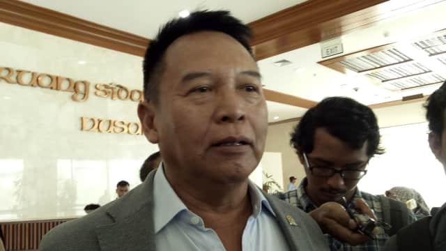 Nama TB Hasanuddin Sempat Disinggung di Kasus Bakamla