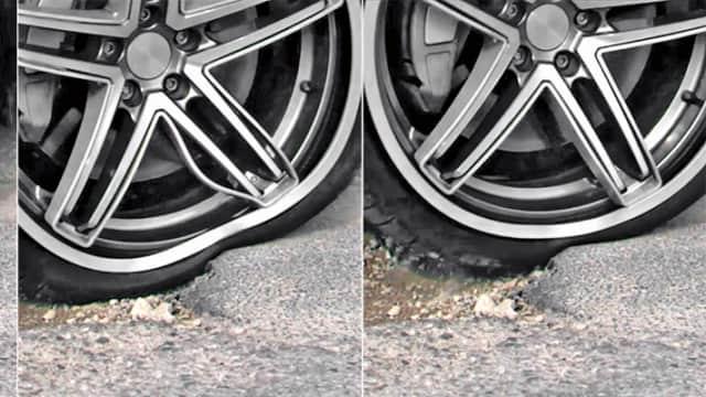 Solusi Pintar Mencegah Dinding Ban Mobil Benjol