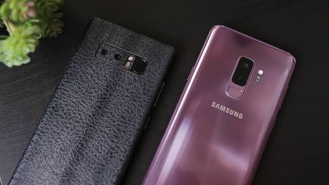 Lebih Bagus Samsung Galaxy S9+ atau Galaxy Note8?
