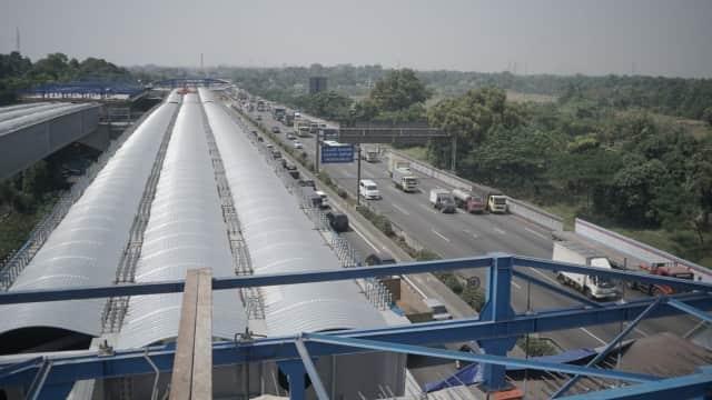 Tol Layang Jakarta-Cikampek II Ditargetkan Jadi Jalur Fungsional Mudik