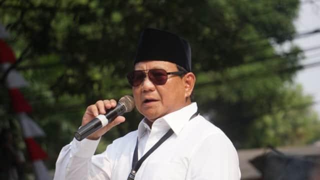 Prabowo Ultah, Netizen Ucapkan Selamat dengan Cara Unik
