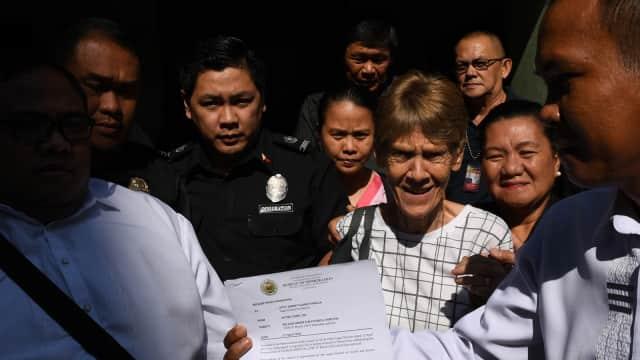 Filipina Deportasi Biarawati Australia Pengkritik Pemerintah