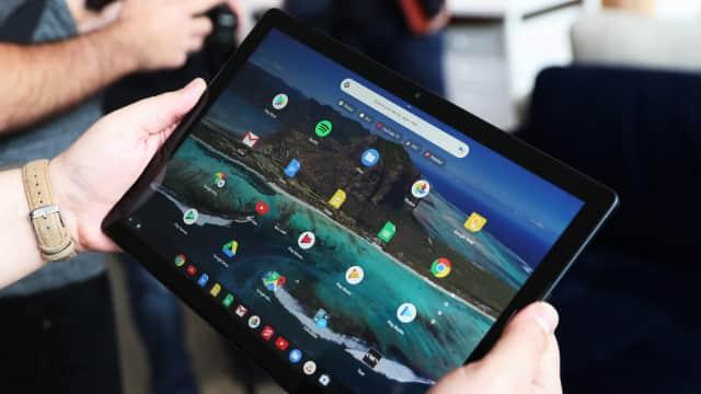Google Bikin Tablet Pertamanya dengan Chrome OS: Pixel Slate