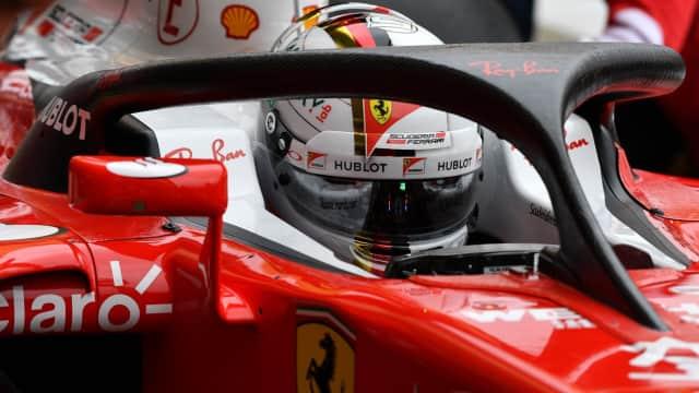 'Halo', Mimpi Buruk untuk Pebalap F1 yang Bertubuh Tinggi dan Besar