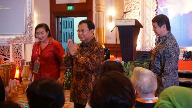 Respons Imbauan Koalisi Rizieq, PAN Timang Prabowo Capres 2019