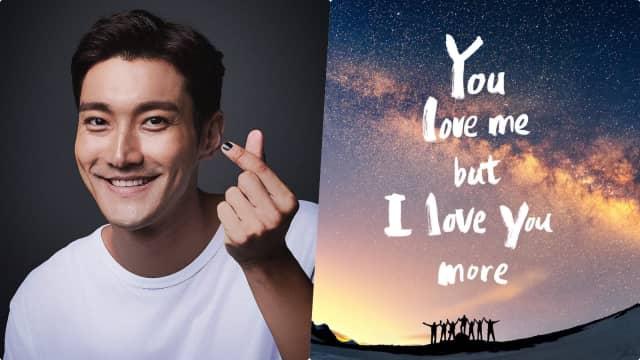Siwon 'Super Junior' Berpartisipasi dalam Proyek 'Jonghyun Legacy'