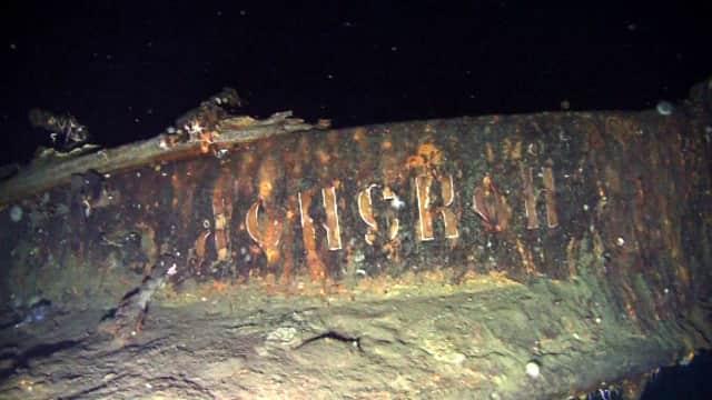 Kapal Perang Rusia Ditemukan di Korea Selatan, Diduga Bawa Emas