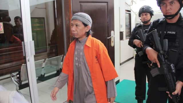 Saksi Sempat Beri 2 Kartu ATM ke Perekrut Pelaku Bom Thamrin