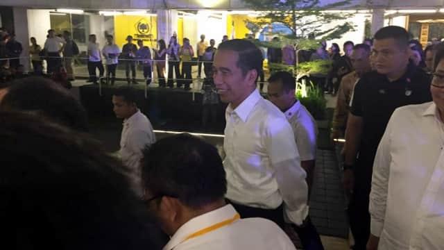 Jokowi Soal Rencana Pertemuan SBY-Prabowo: Baik dan Bagus untuk Negara