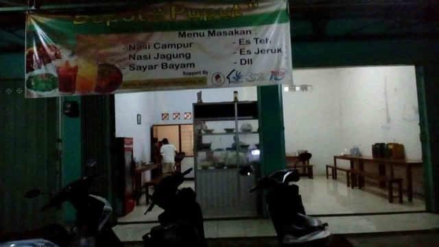 Warung Aba, Prasmanan Murah Meriah di Bangkalan