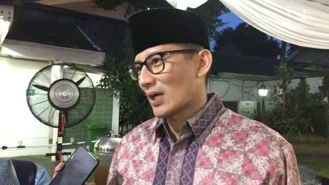 Pendamping Prabowo Tak Akan Diputuskan Sebelum Jokowi Umumkan Cawapres