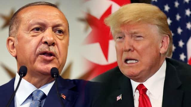 Erdogan Tidak Gentar, Donald Trump Kian Frustrasi