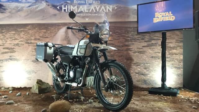Motor Segala Medan, Royal Enfield Himalayan Resmi Dijual di Indonesia