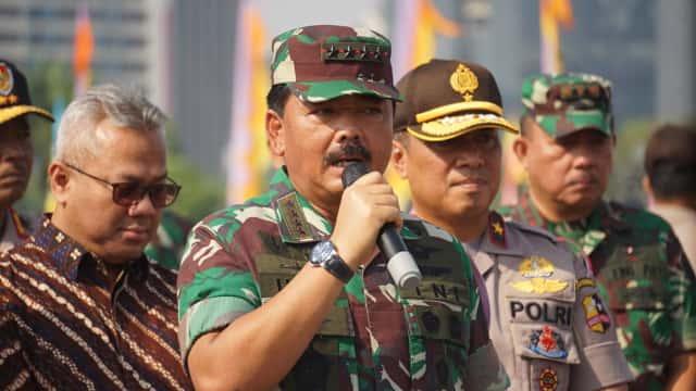 Panglima TNI: Ancaman PKI Sudah Tidak Ada
