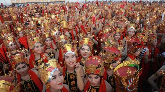 Dampak Positif dari Festival Gandrung Banyuwangi 2018