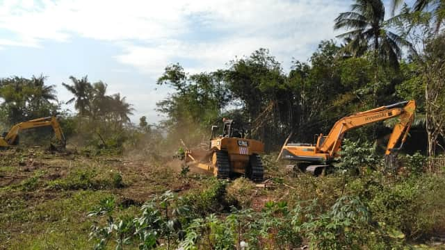 AJI Yogya Kecam Larangan Peliputan Penggusuran Lahan di Kulonprogo