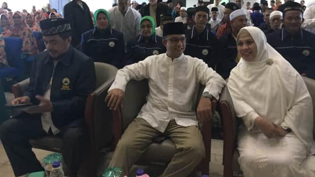 Anies Minta Pengurus Masjid Bikin Program Kreatif Tarik Jemaah Datang