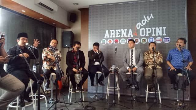 Cerita Ustaz Yusuf Mansur Saat Jadi Moderator Diskusi Politik