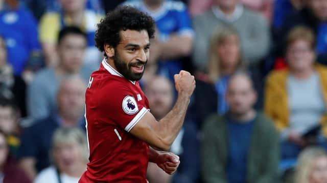 Tentang Kebahagiaan dan Target Mohamed Salah di Liverpool
