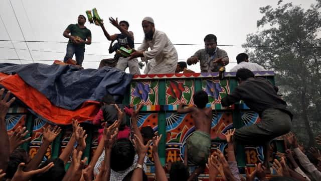 Apa Kabar Para Pengungsi Rohingya?