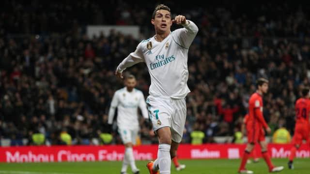 Zidane Berharap Ronaldo Tampil 140% di Final Liga Champions
