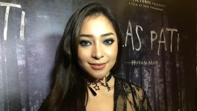 Nikita Willy Lakukan Adegan Ekstrem di Film 'Alas Pati: Hutan Mati'