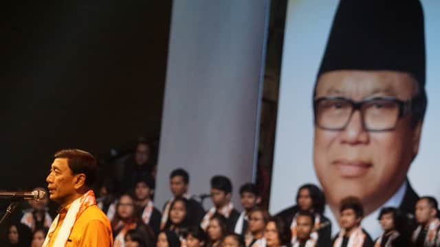 Wiranto Sesalkan Hanura Pecah: Pasti Bisa Diselesaikan
