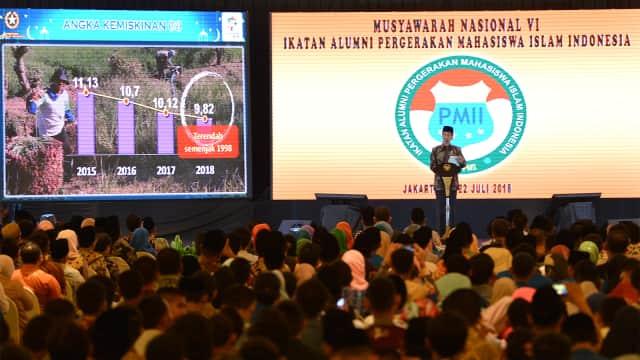 Jokowi: Saya Tak Pernah Beri Konsesi Tanah 1 Meter Persegi Pun