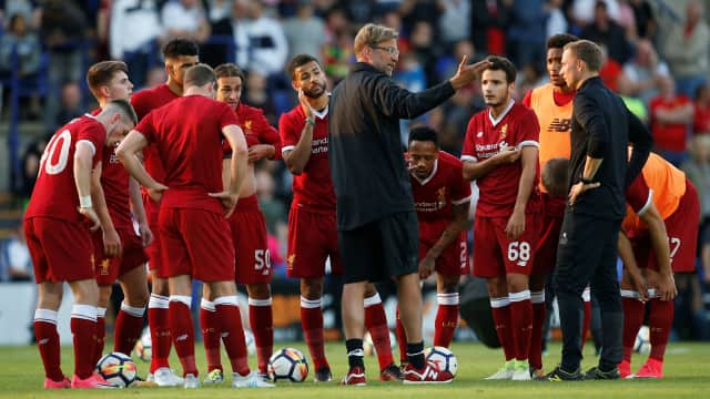 Gegap Gempita Bursa Transfer Itu Milik Klub Lain, Bukan Liverpool