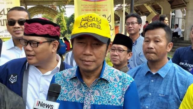 Alasan Lulung Pilih PAN: Partai Istiqomah