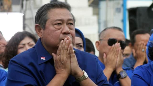 SBY Tuding BIN-TNI-Polri Tak Netral: Kalau Tak Nyaman, Silakan Diciduk