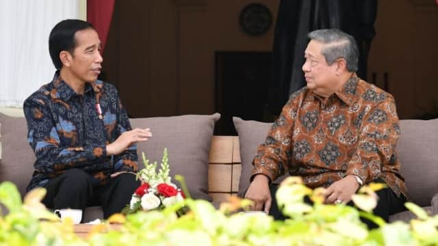 Demokrat ke Jokowi: Jangan Merasa Jadi Presiden Paling Beres