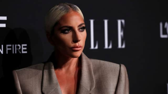 Pidato Penuh Emosi Lady Gaga saat Bicara tentang Pelecehan Seksual