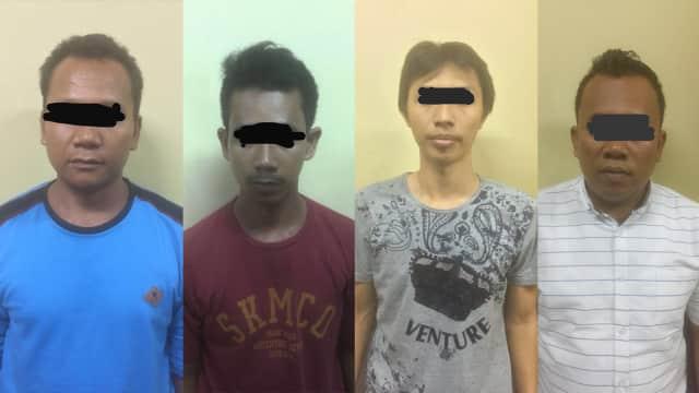 Polisi Tangkap Sindikat Pembuat SIM Palsu di Tanjung Priok