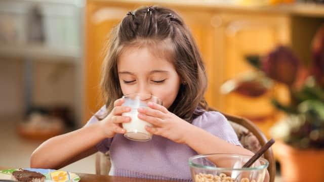 Indonesia jadi Negara dengan Tingkat Konsumsi Susu Terendah se-ASEAN