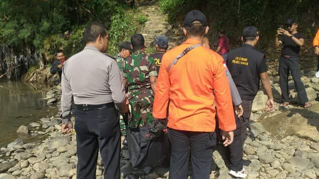 Niat Cari Biawak, Mijar Malah Terpeleset dan Tewas di Sungai Cisadane
