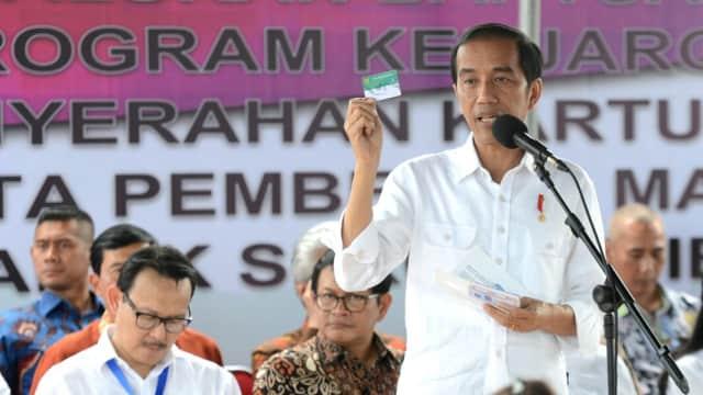 PDIP Klaim 4 Tahun Kepemimpinan Jokowi Sukses Sejahterakan Wong Cilik