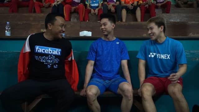 Agenda Sakral Marcus Gideon: Pernikahan, Kejuaraan Dunia, Asian Games