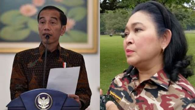 Titiek Dukung Jokowi Jadi Capres: Memang Pak Prabowo Maju?